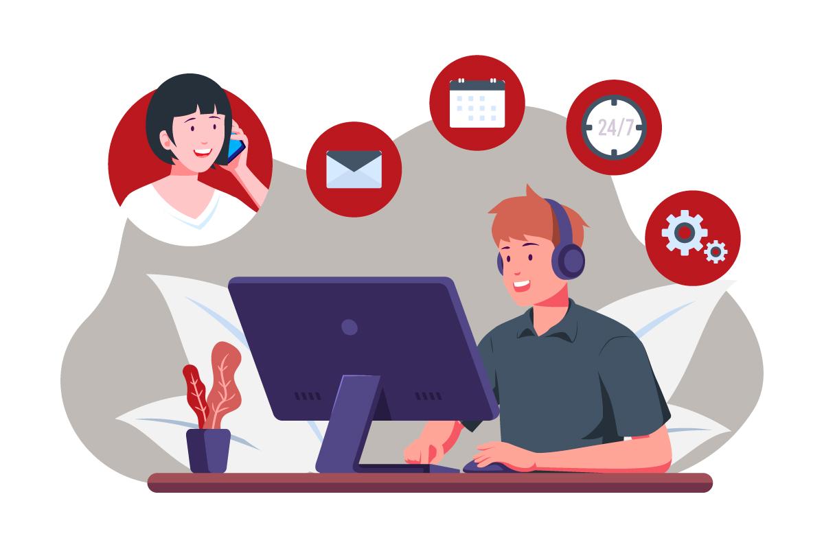 Veja como a Discagem Cognitiva trabalha a favor da produtividade das ligações da sua empresa