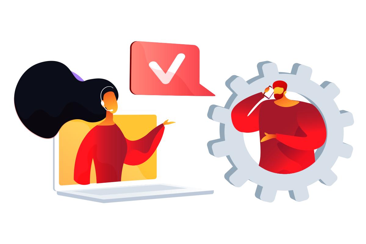 Agente virtual: atendimento ao cliente mais otimizado e com redução de custos